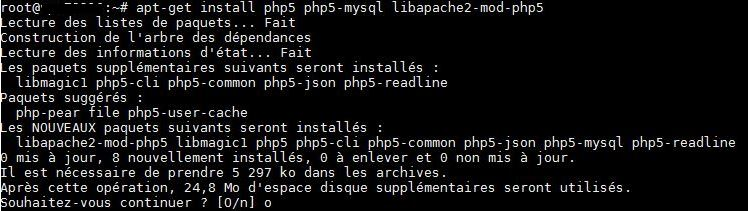 installation-php